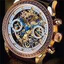 золотые часы, мужские часы, женские