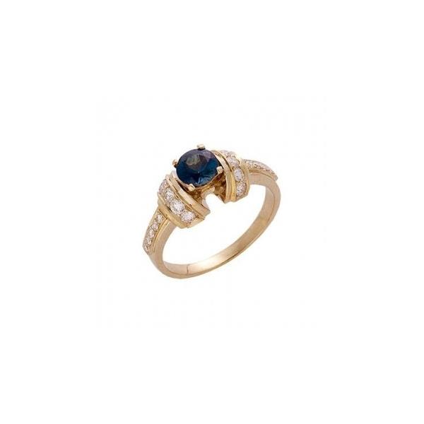 Продам золотое кольцо с александритом