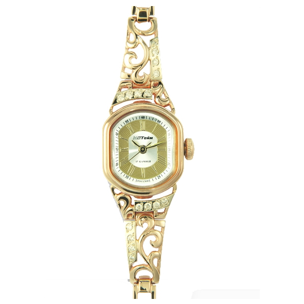 Мужские часы с бриллиантами
