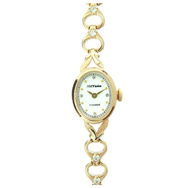 часы чайка золотые с бриллиантами